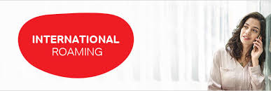airtel international roaming plans, packs, charges