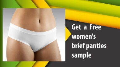 Photo of Get a Free women's brief panties sample [Free Product]