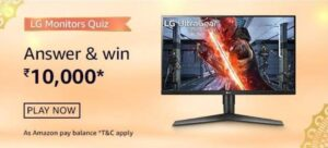 Which of the following is LG's Gaming monitor series
