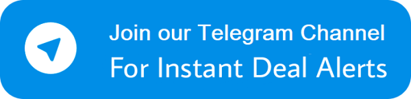 Telegram Channel Official Cashback Beta